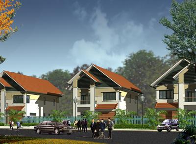 Khu đô thị mới Tiền Phong (4)