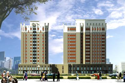 Khu đô thị mới Tiền Phong (8)