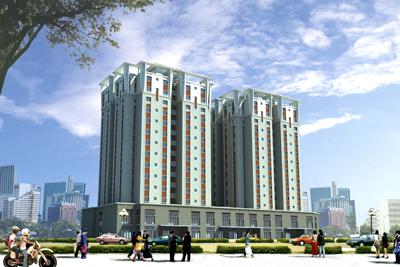 Khu đô thị mới Tiền Phong (7)