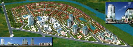 Khu đô thị Quang Minh (1)