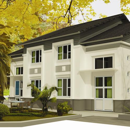 Làng biệt thự The Pegasus Residences (6)