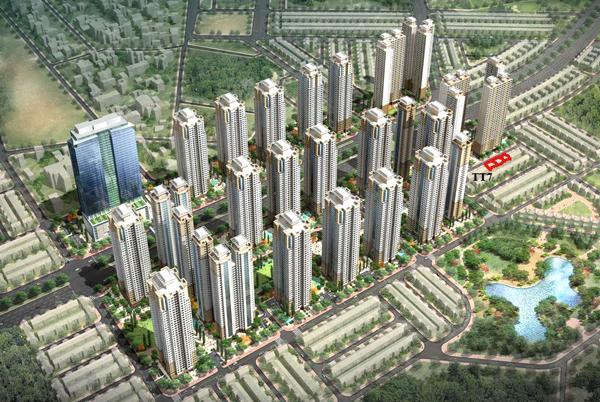 Khu đô thị mới Văn Phú (1)