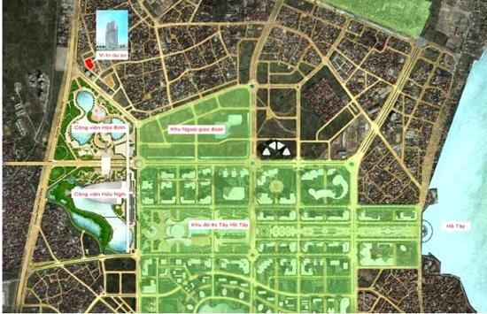 Khu đô thị Đoàn ngoại giao (2)