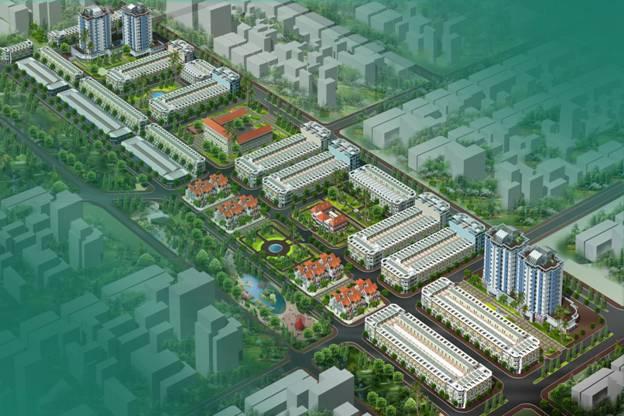 938kdc3 Tổng quan và quy mô khu dân cư Việt Hân 3