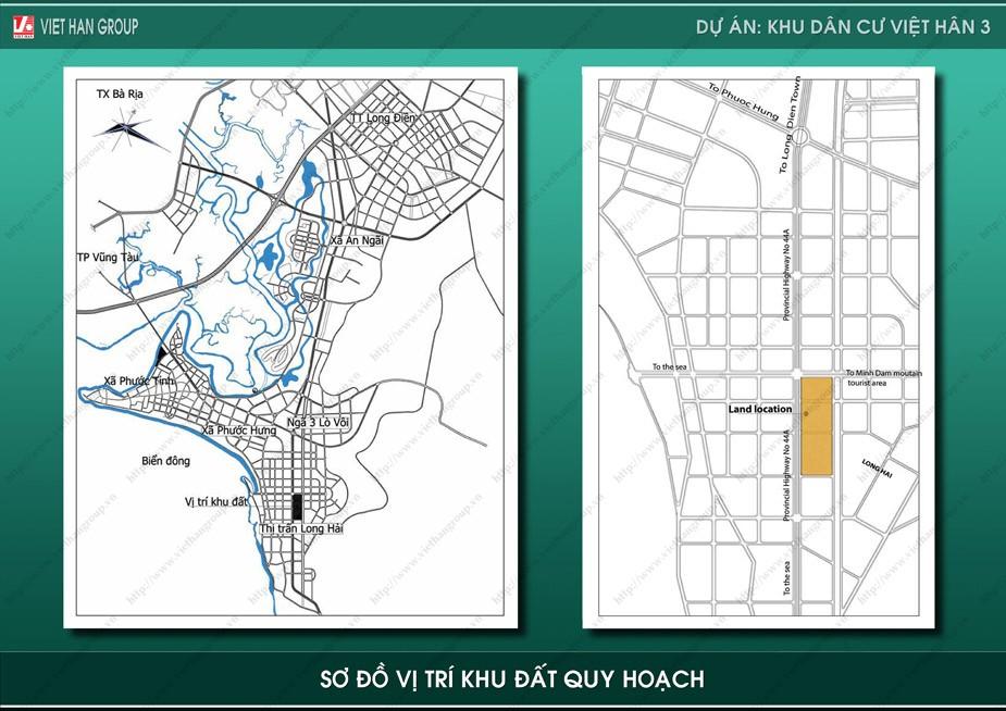 kdc3002 Tổng quan và quy mô khu dân cư Việt Hân 3