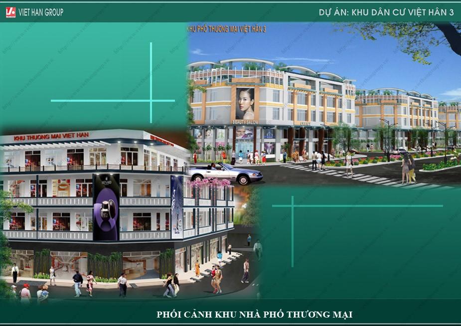 kdc3007 Tổng quan và quy mô khu dân cư Việt Hân 3