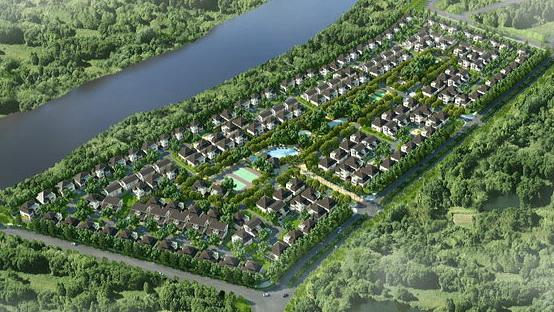 Khu đô thị sinh thái Ecopark (15)