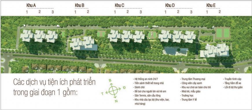 Khu đô thị sinh thái Ecopark (21)