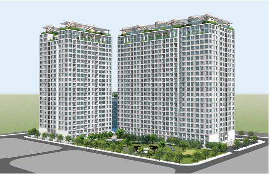 TPB4 Tổng quan và quy mô khu căn hộ Babylon Residence I