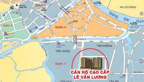 Khu căn hộ cao cấp Lê Văn Lương (2)