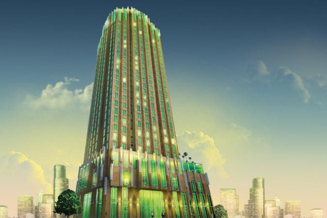 11 Tổng quan và quy mô Richland Emerald: Kỳ quan của Sài Gòn   Chợ Lớn