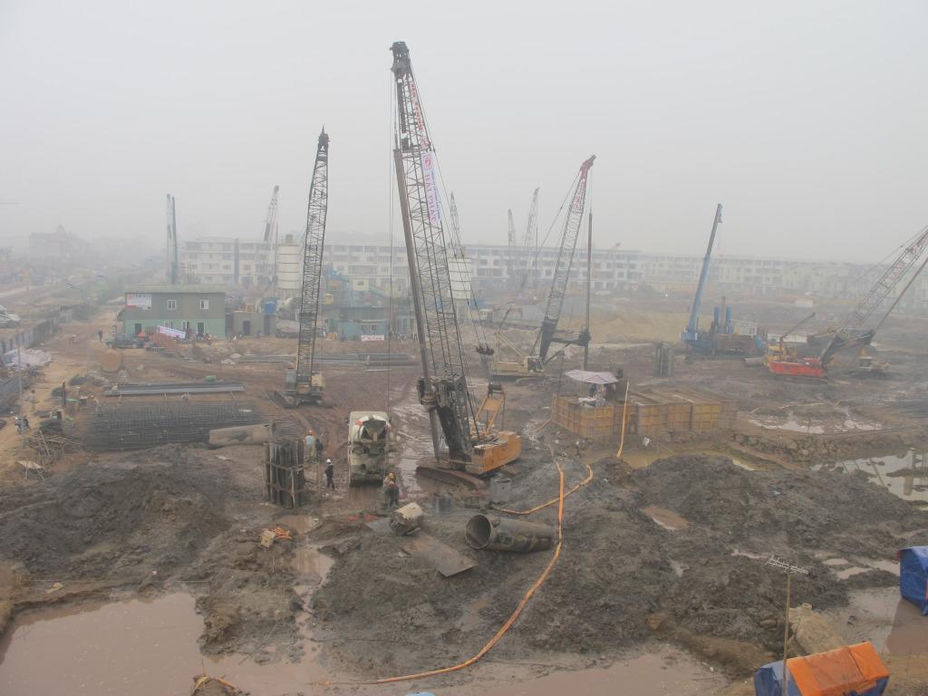 Khu đô thị mới Tân Tây Đô (2)