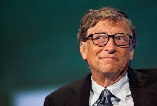 Microsoft đóng góp bao nhiêu cho tài sản của Bill Gates?