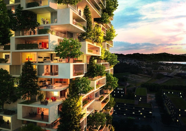 Công trình này dự kiến sẽ xây dựng vào năm 2017 tại Thụy Sĩ.