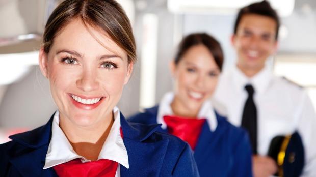 Phi hành đoàn cố gắng làm việc để mang đến sự dễ chịu nhất cho bạn trong chuyến bay.
