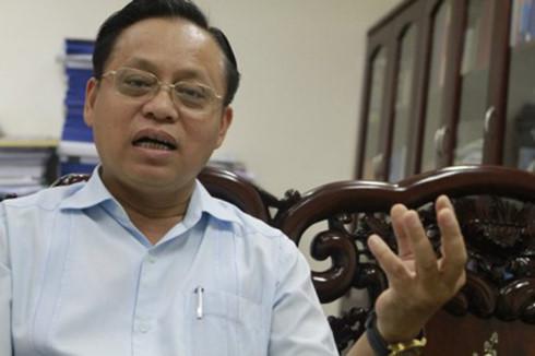 PGS.TS Lê Quốc Lý – Phó Giám đốc Học viện Chính trị Quốc gia Hồ Chí Minh (Ảnh: Vnexpress)