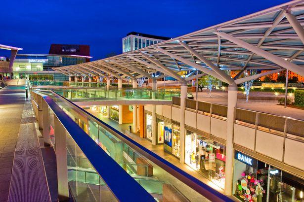 Trung tâm mua sắm Liverpool One