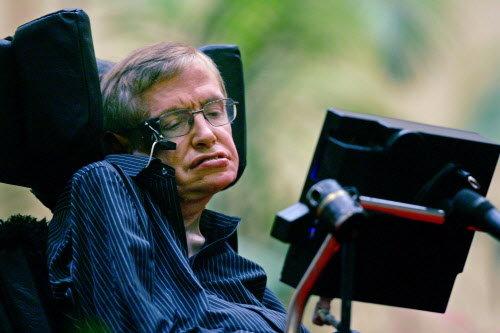 Stephan Hawking cũng mắc phải chứng bệnh này