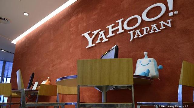 Yahoo Nhật Bản tách biệt và vẫn có giá trị lớn trên thị trường chứng khoán.