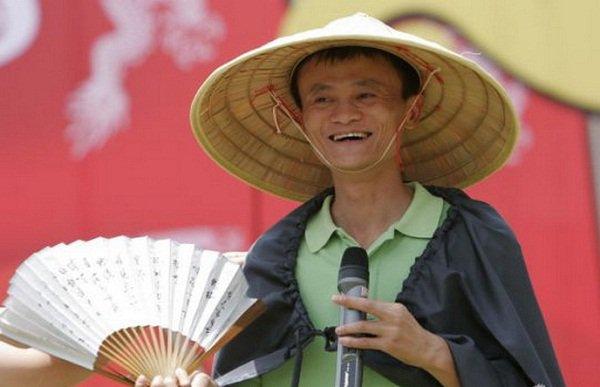Người đàn ông giàu nhất châu Á - Jack Ma.