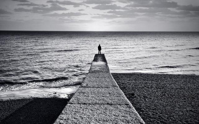 Hãy làm quen với sự cô đơn khi làm chủ - Ảnh minh họa.