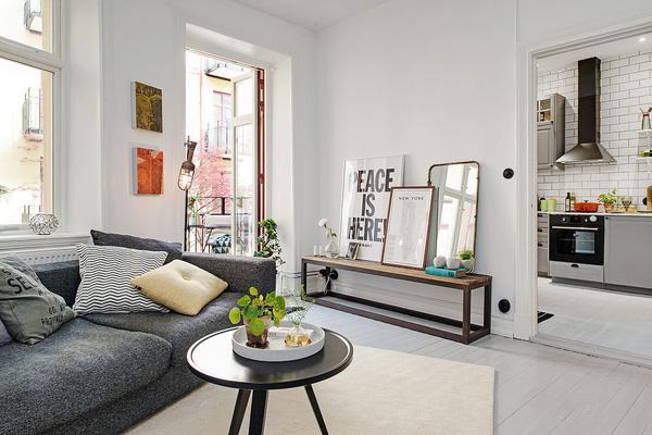can ho von ven 30m khien ai cung bat ngo vi dep khong ta noi Thiết kế không gian căn hộ vỏn vẹn 30m² khiến ai cũng bất ngờ vì đẹp không tả nổi