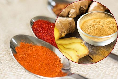 Sự kết hợp giữa gừng và ớt sẽ là phương thuốc hữu hiệu nâng cao sức khỏe.