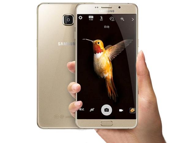 Cấu hình mạnh mẽ còn giúp Galaxy A9 Pro chụp hình/chỉnh sửa ảnh nhanh hơn