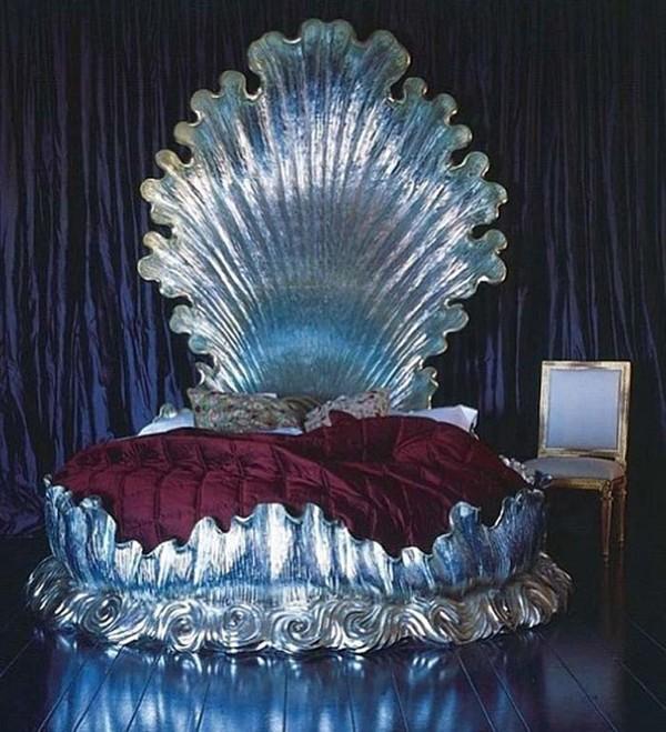 Chiếc giường này sẽ đưa giấc ngủ của bạn đắm chìm trong không dưới đáy biển.