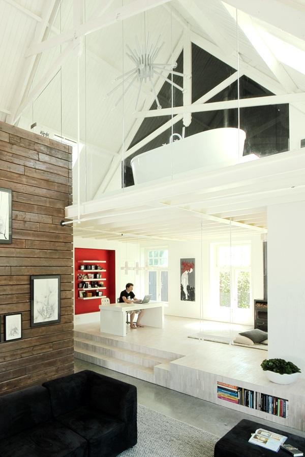 man nhan voi 10 thiet ke tang lung dep hut hon cho nha chat Ngắm nhìn mãn nhãn với 10 thiết kế tầng lửng đẹp hút hồn cho nhà chật