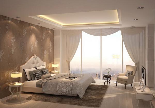 Nhà mới của Phạm Hương là một căn hộ chung cư cao cấp, tọa lạc gần trung tâm TP HCM.