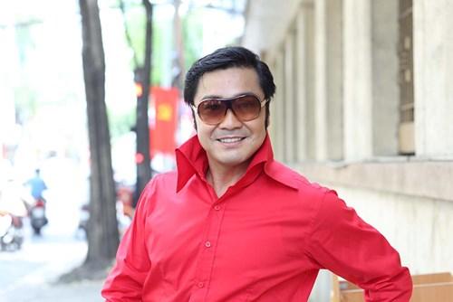 Diễn viên nổi tiếng Lý Hùng.