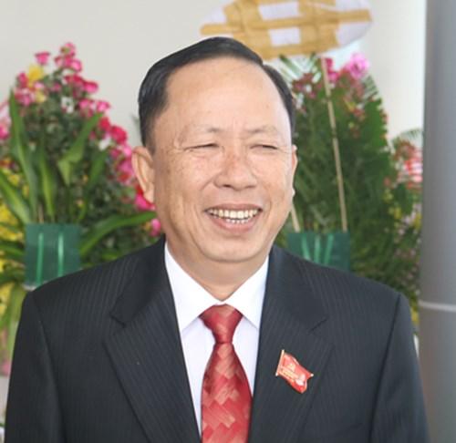 Bí thư Hậu Giang Trần Công Chánh.