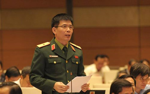 Đại biểu Quốc hội Phan Văn Tường: Người đứng đầu quyền hạn rất lớn, song khi có vấn đề thì trách nhiệm chưa tương thích với quyền hạn.