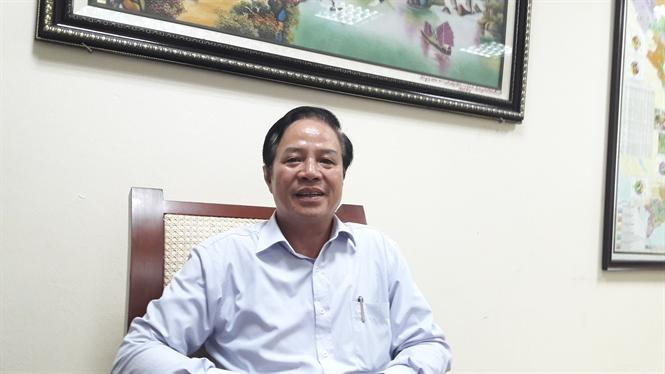 Cục trưởng Cục Chăn nuôi Hoàng Thanh Vân
