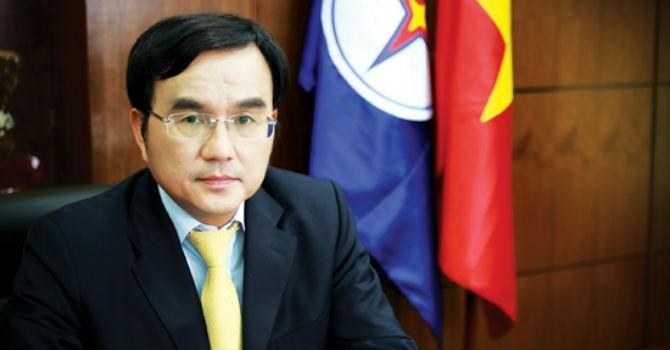 Ông Dương Quang Thành, Chủ tịch HĐTV Tập đoàn Điện lực Việt Nam. Ảnh: TL