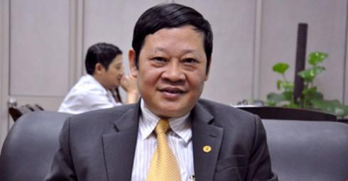Thứ trưởng Nguyễn Viết Tiến
