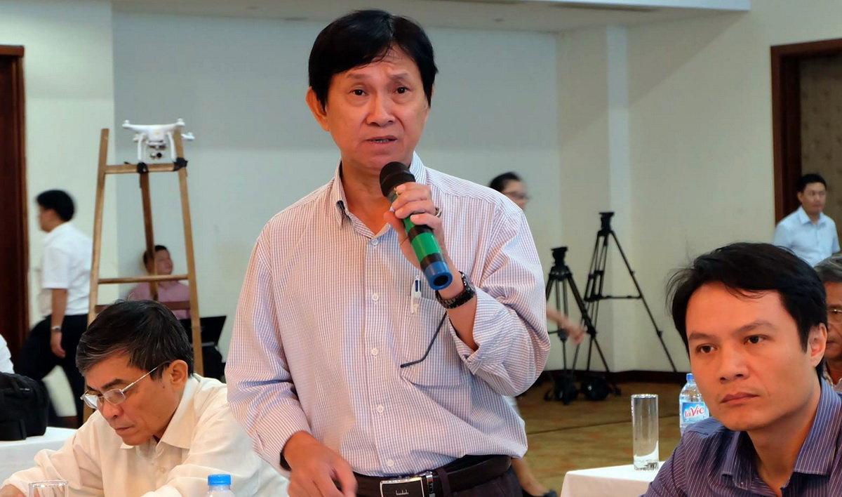 PSG Nguyễn Văn Hợp - ĐH Khoa học Huế - Ảnh: Q.Nam