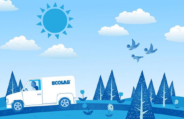 Ecolab, một trong những khoản đầu tư lớn của Bill Gates.