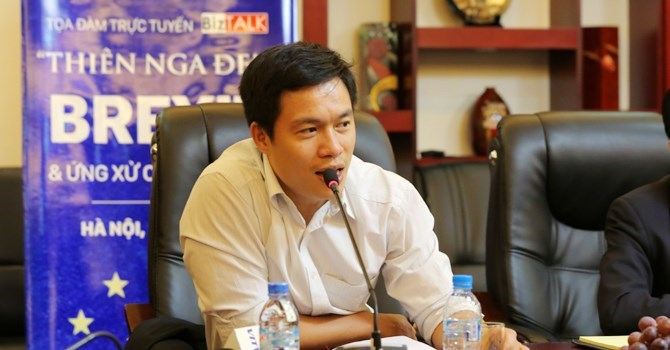 Ông Lê Đức Khánh.