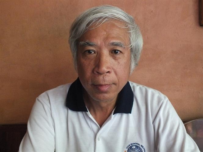 'TS Lê Thanh Lựu'