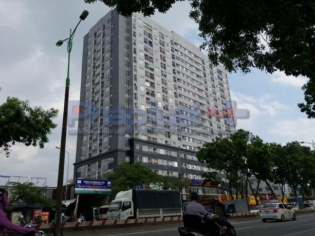 Tổ hợp văn phòng, dịch vụ thương mại và nhà ở xã hội tại số 30 Phạm Văn Đồng.