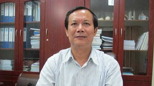 Ông Nguyễn Ngọc Oai, Phó Tổng cục trưởng Thủy sản.