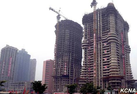 Tòa nhà sẽ có 3.000 căn hộ và đưa vào sử dụng đến cuối năm 2016. Nguồn: Curbeb