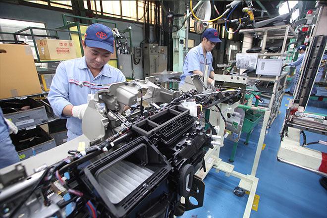 """Nhiều """"đại gia"""" FDI đang đổ vốn vào Việt Nam."""