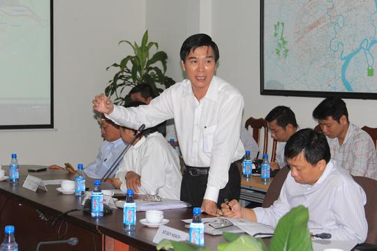 Lãnh đạo Cảng Hàng không Quốc tế Tân Sơn Nhất tại buổi làm việc với Phó Thủ tướng Chính phủ
