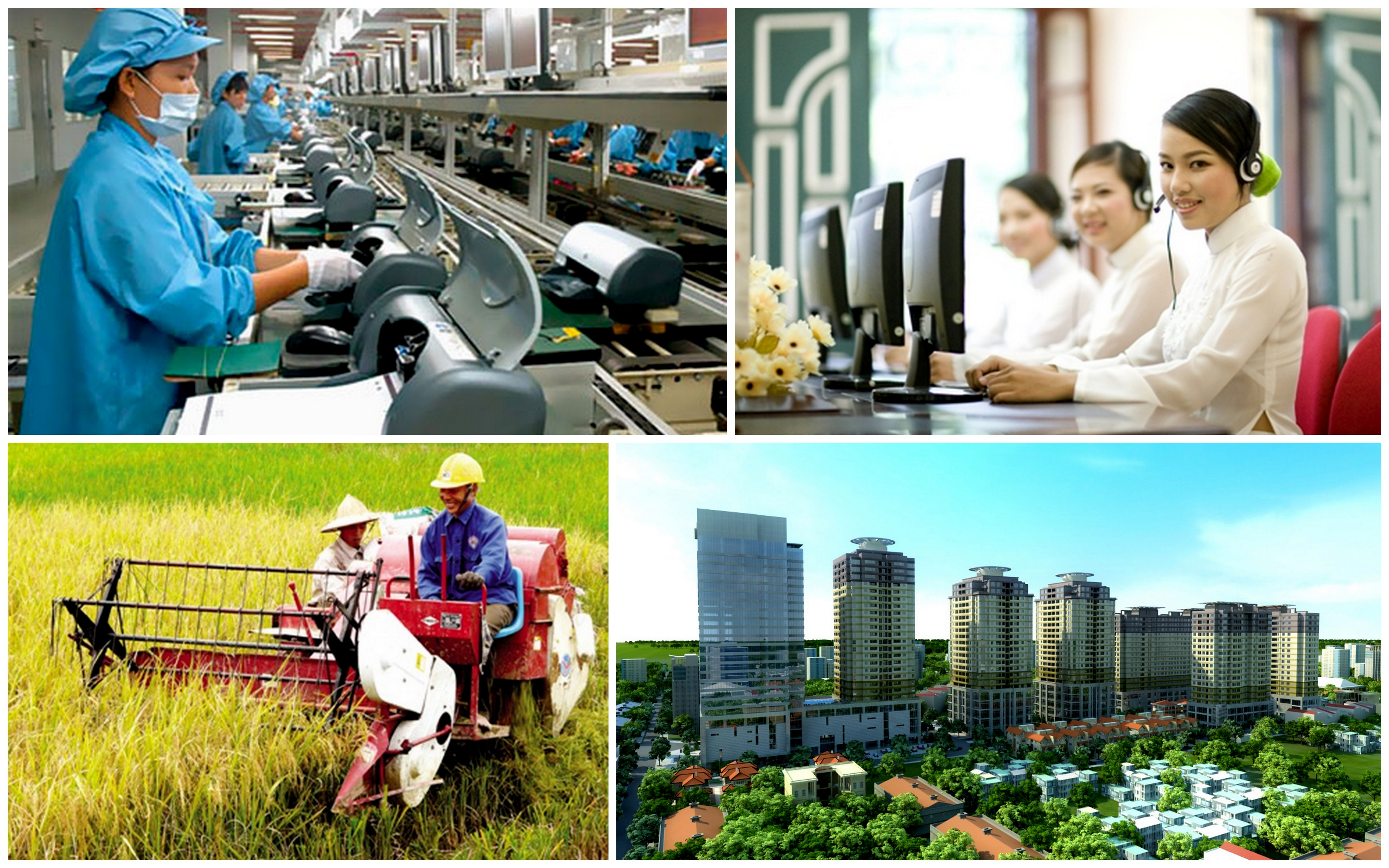 Nhân lực của Việt Nam chủ yếu là lao động giản đơn, giá rẻ