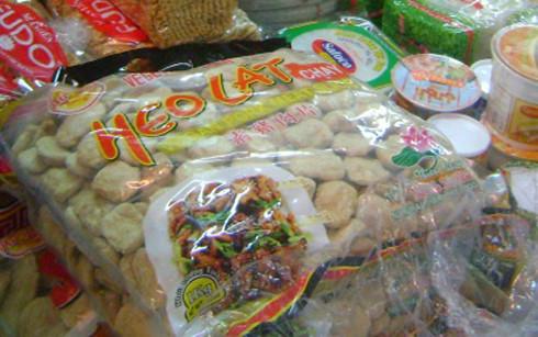 Các loại thực phẩm chay cũng đang thu hút nhiều khách hàng.