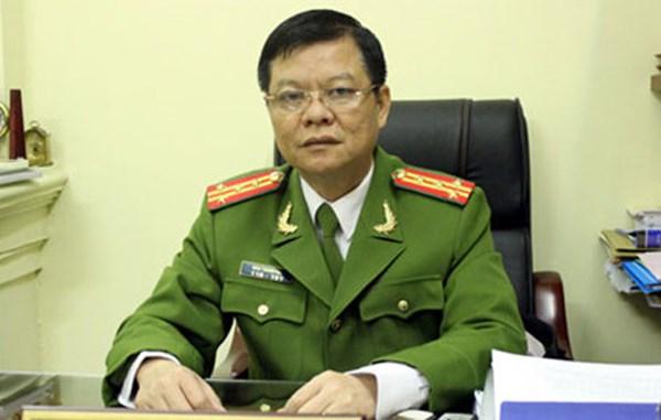 Đại tá Đào Thanh Hải - Phó giám đốc Công an TP Hà Nội trao đổi với chúng tôi.