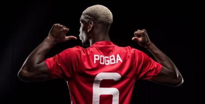 Theo thống kê, MU có thể mua Pogba chỉ bằng tiền bán áo đấu của Ibrahimovic.